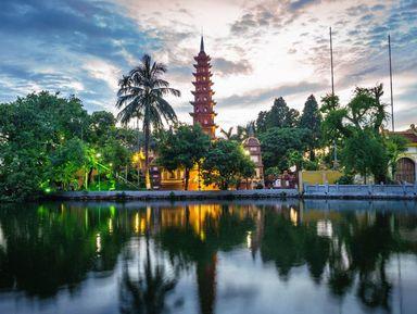 Обзорные и тематические экскурсии в городе Ханой