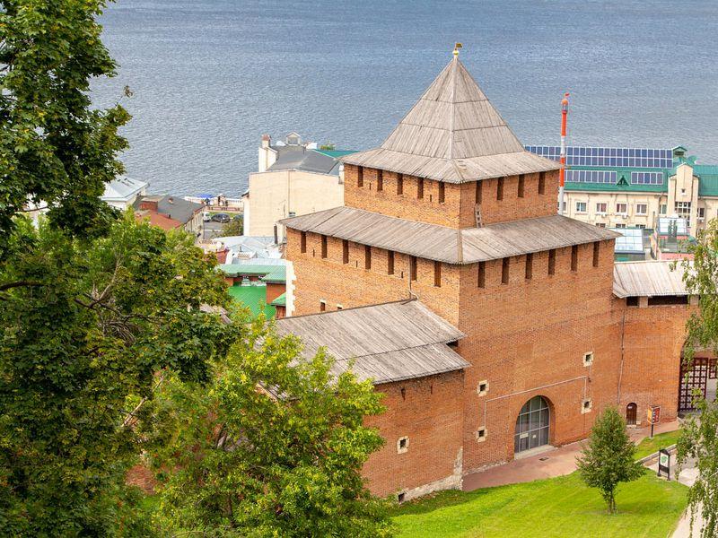 Нижний Новгород — первое знакомство