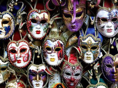 Мастер-класс поизготовлению карнавальной маски