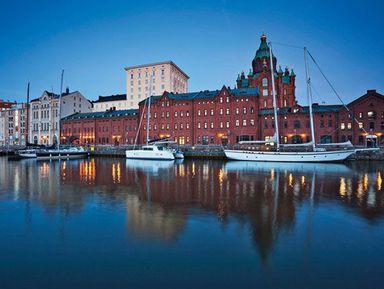 Имперский Хельсинки: теплая прогулка по северному городу