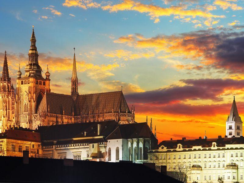 Экскурсия Повечерней Праге наавтобусе