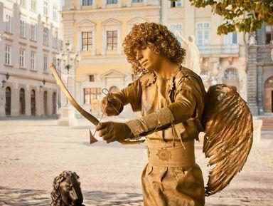 Интерактивная прогулка по Старому городу для детей