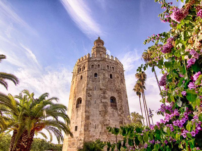 Ежедневная прогулка по Севилье