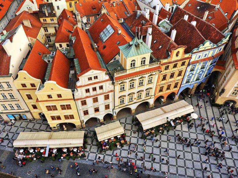 Экскурсия Прага — любовь с первого взгляда