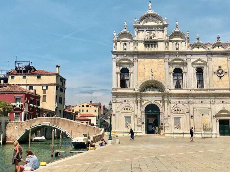 Экскурсия Скрытая Венеция
