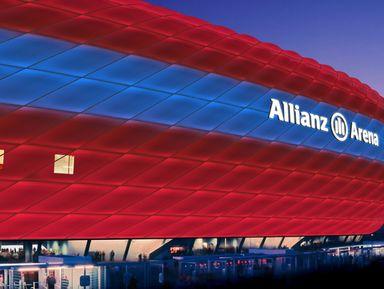 Мюнхен футбольный. Экскурсия на Альянс-Арену