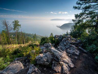 Путешествие на Байкал