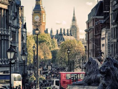 Hello, London! Обзорная экскурсия