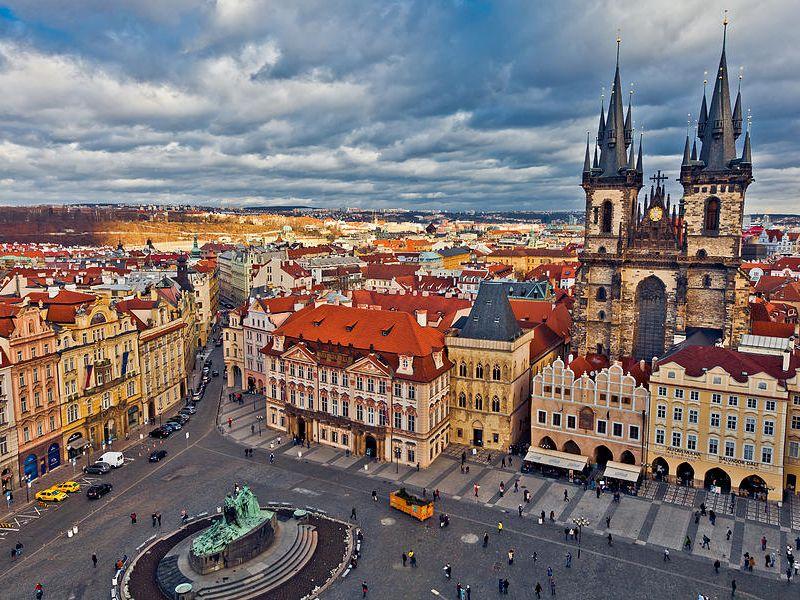 Экскурсия Большая обзорная экскурсия «Вся Прага одним днем»