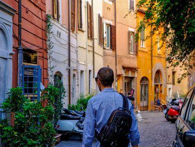 Тайны нетуристического Рима