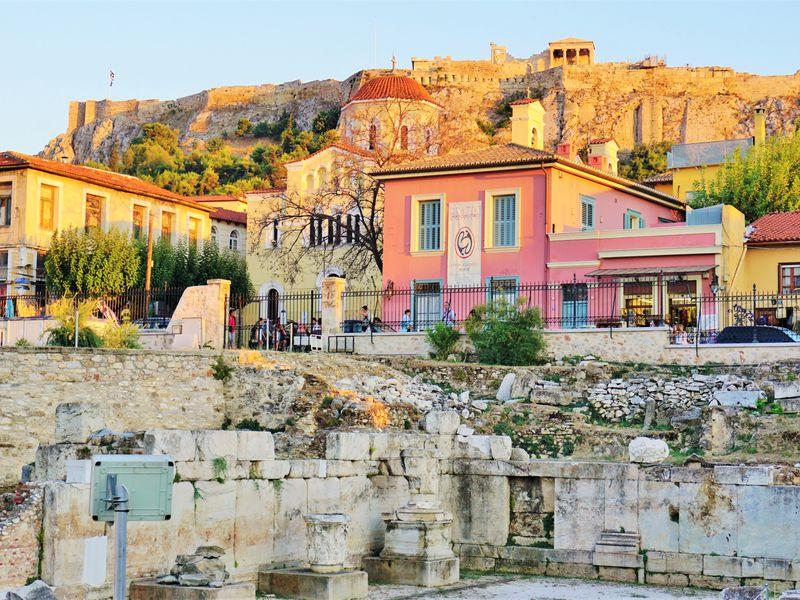 Фото: Афинский калейдоскоп. Обзорная экскурсия