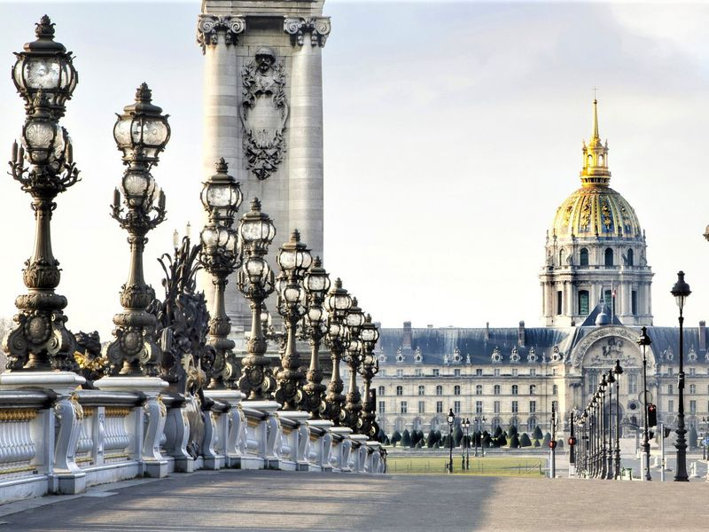 Экскурсия Париж с нуля на автомобиле