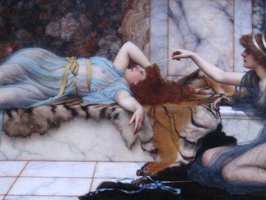 Женщины Рима: пикантное прошлое Вечного города