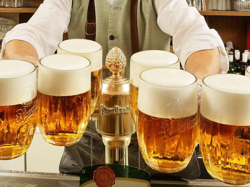 Экскурсия Традиции старинных пражских пивоварен