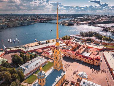 Онлайн-экскурсия «Секреты Петропавловки и Новой Голландии»