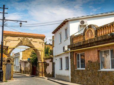 От Гезлева до Евпатории: прогулка сквозь эпохи