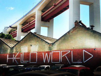 Экскурсия в Лиссабоне: Уличное искусство Лиссабона