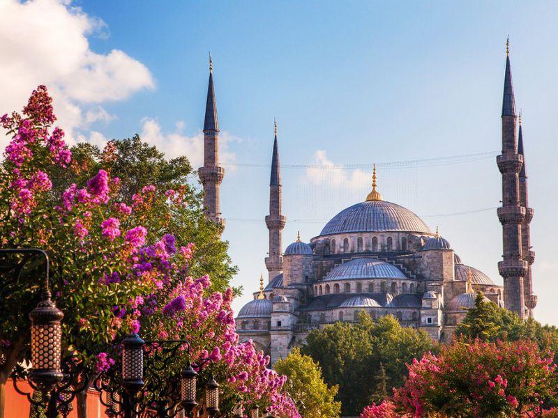 Со Стамбулом на «ты»!