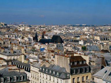 Квартал Ле-Аль, или знакомство с «чревом Парижа»
