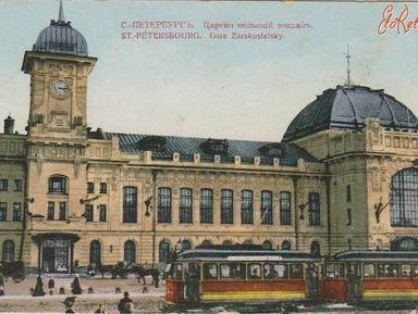 """Экскурсия """"Тайны Витебского вокзала"""": фото"""
