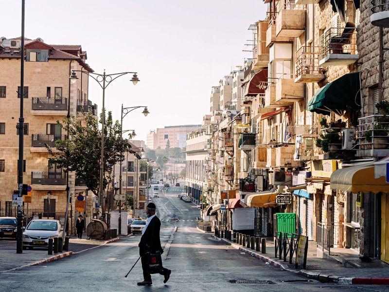 Экскурсия Современный Иерусалим