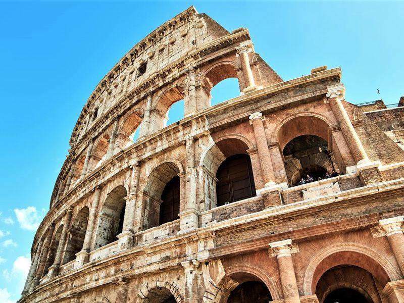 Экскурсия Онлайн-экскурсия «Колизей и Древний Рим»