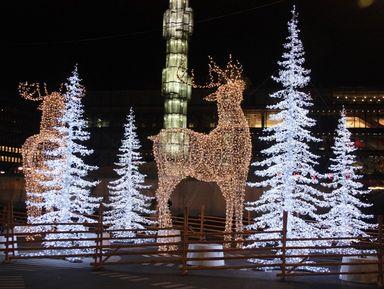 За рождественской сказкой в Стокгольм