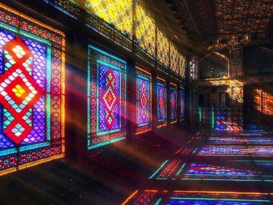 Шеки: яркие краски Азербайджана