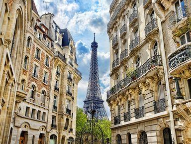 Фотопрогулка по Парижу и не только