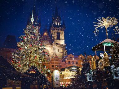 Волшебное Рождество в Праге!