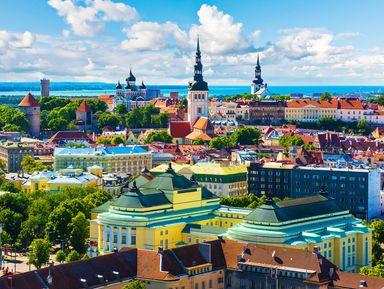 Ежедневная прогулка по Таллину