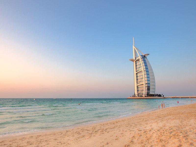 Экскурсия Роскошный Дубай: обзорная экскурсия ифотосессия