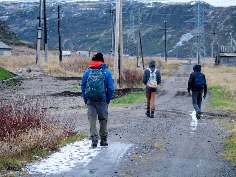 Из Мурманска в Териберку: день наедине с Севером