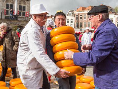 Эдам, Гауда, Маасдам иосмотр Амстердама!