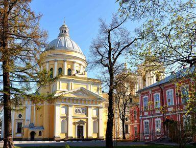 """Экскурсия """"По святым местам Северной столицы"""": фото"""