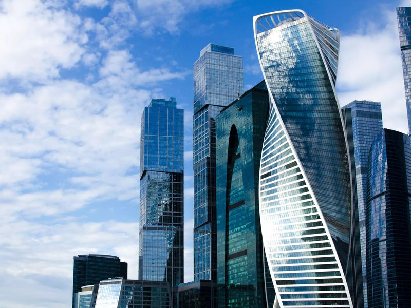 Экскурсия Москва-Сити со всех сторон