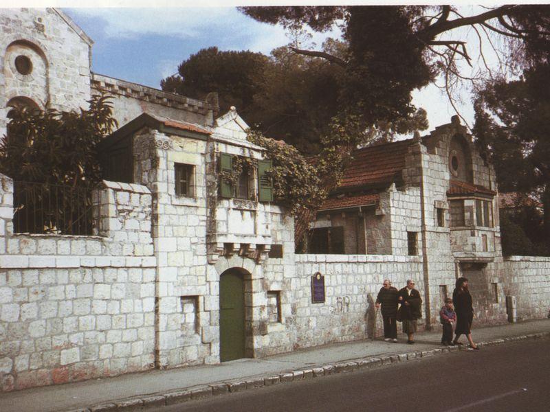 Экскурсия Дом на улице Пророков