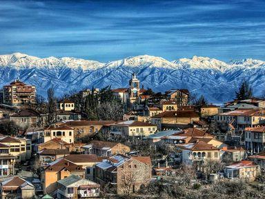 Авторский тур поисторической столице Кахетии