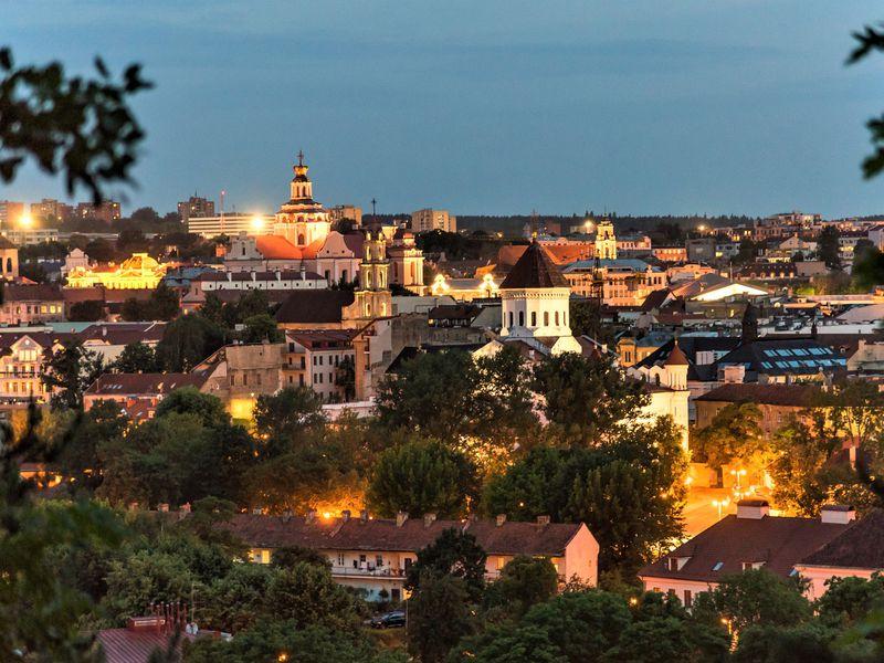 Экскурсия Средневековый Вильнюс: вечерняя прогулка