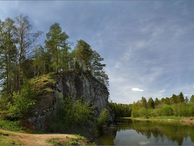 Путешествие в природный парк «Оленьи ручьи»