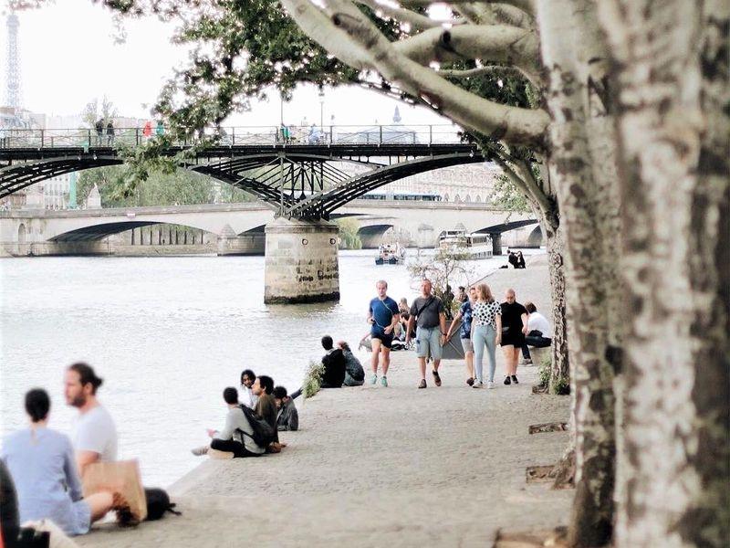 Экскурсия Прогулка по эпохам Парижа