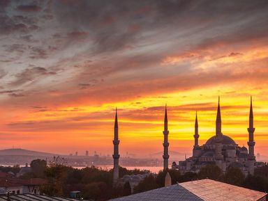Старый Стамбул и его древности