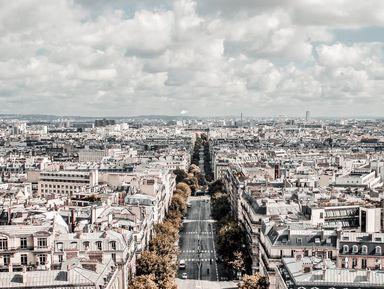 Париж: первая встреча