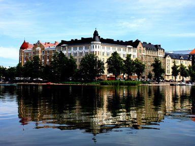 Северный модерн Хельсинки