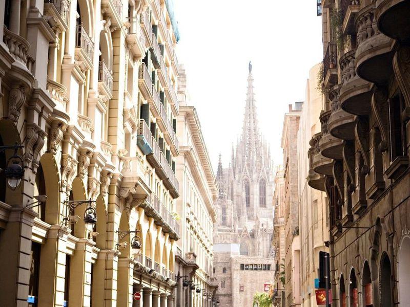 Экскурсия Барселона: Старый город + морская прогулка