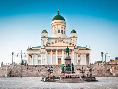 Хельсинки — первое знакомство