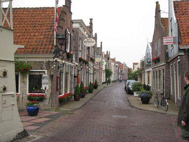 Маленькая Голландия: Волендам и Эдам
