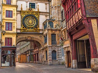 Руан — средневековый и очаровательный