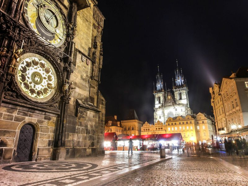 Экскурсия Старая Прага в историях и легендах
