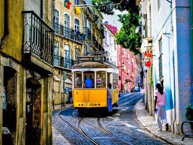 Ежедневная прогулка по Лиссабону за €20